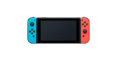 Konsola Nintendo Switch + Joy-Con 32GB niebiesko-czerwona
