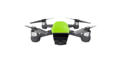 Dron DJI Spark Meadow Green + aparatura + etui